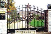KYL-003A 鍛造大門