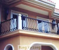 KYL-030B 鍛造陽台欄杆